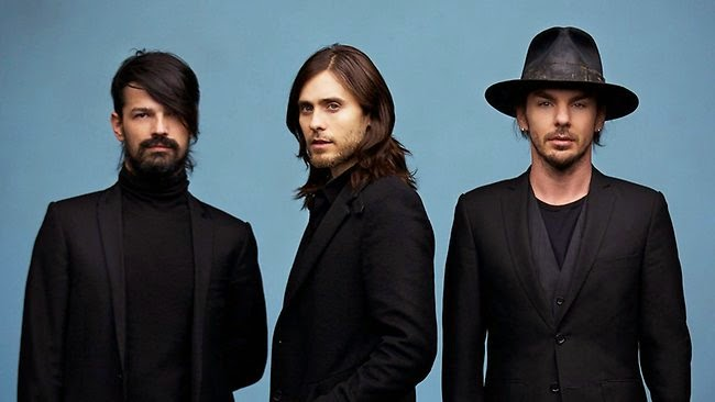 May 201330 Seconds To Mars Support