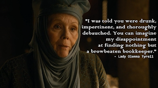 Olenna Tyrell quotes