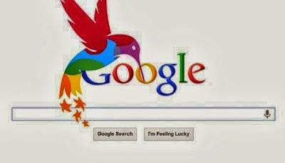Google Hummingbird 2013