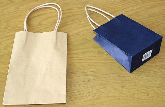 La casa de alejandra abril 2014 - Hacer bolsas de papel en casa ...