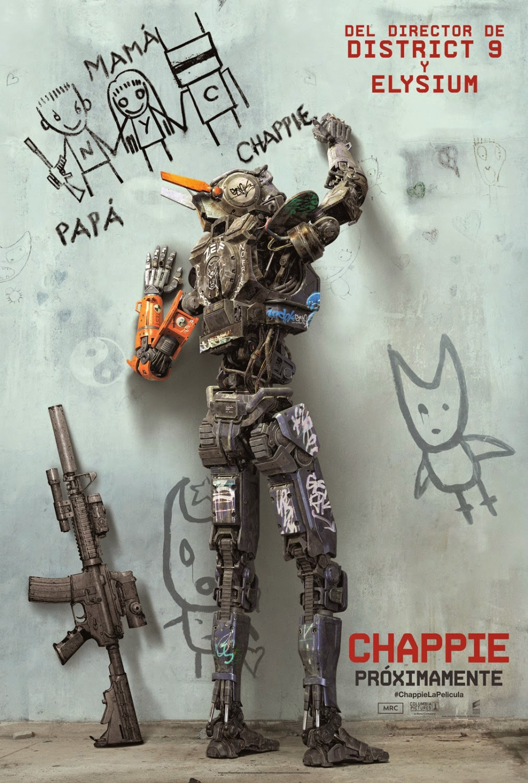 Bajki robotów, czyli Chappie kontra świat