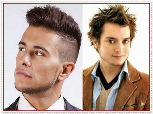 Männerfrisuren für verschiedene Gesichtsform