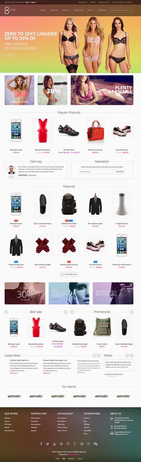 online_store_website_template