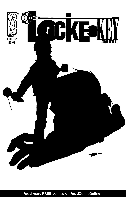 Locke & Key (2008) Issue #5 #5 - English 2