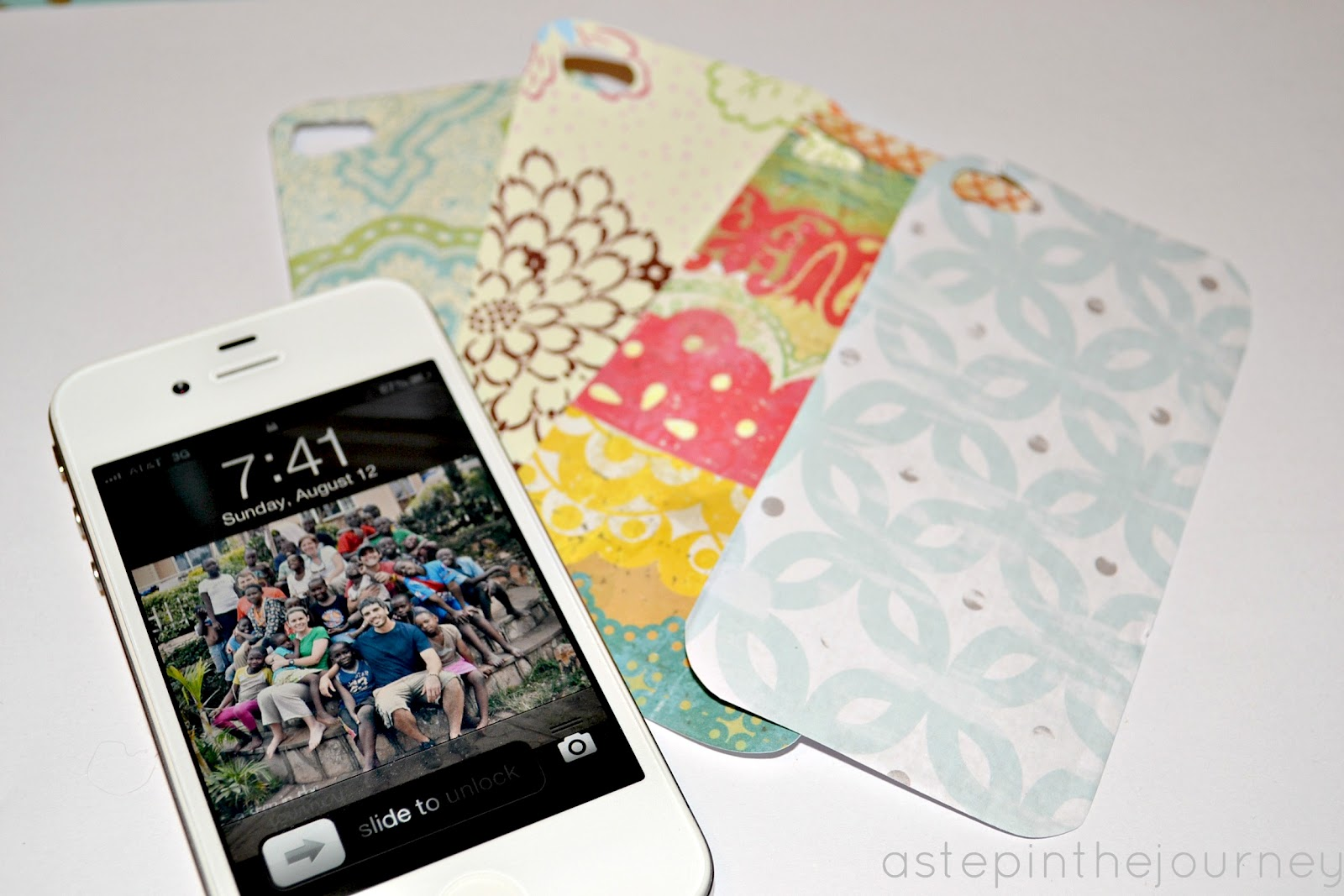 Diy iphone cover for Homemade iphone case