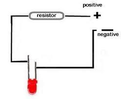 Resistor Calculation for LED