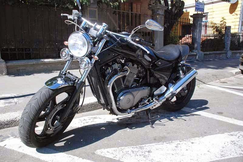 Modifikasi Suzuki VX800 Ala Moge