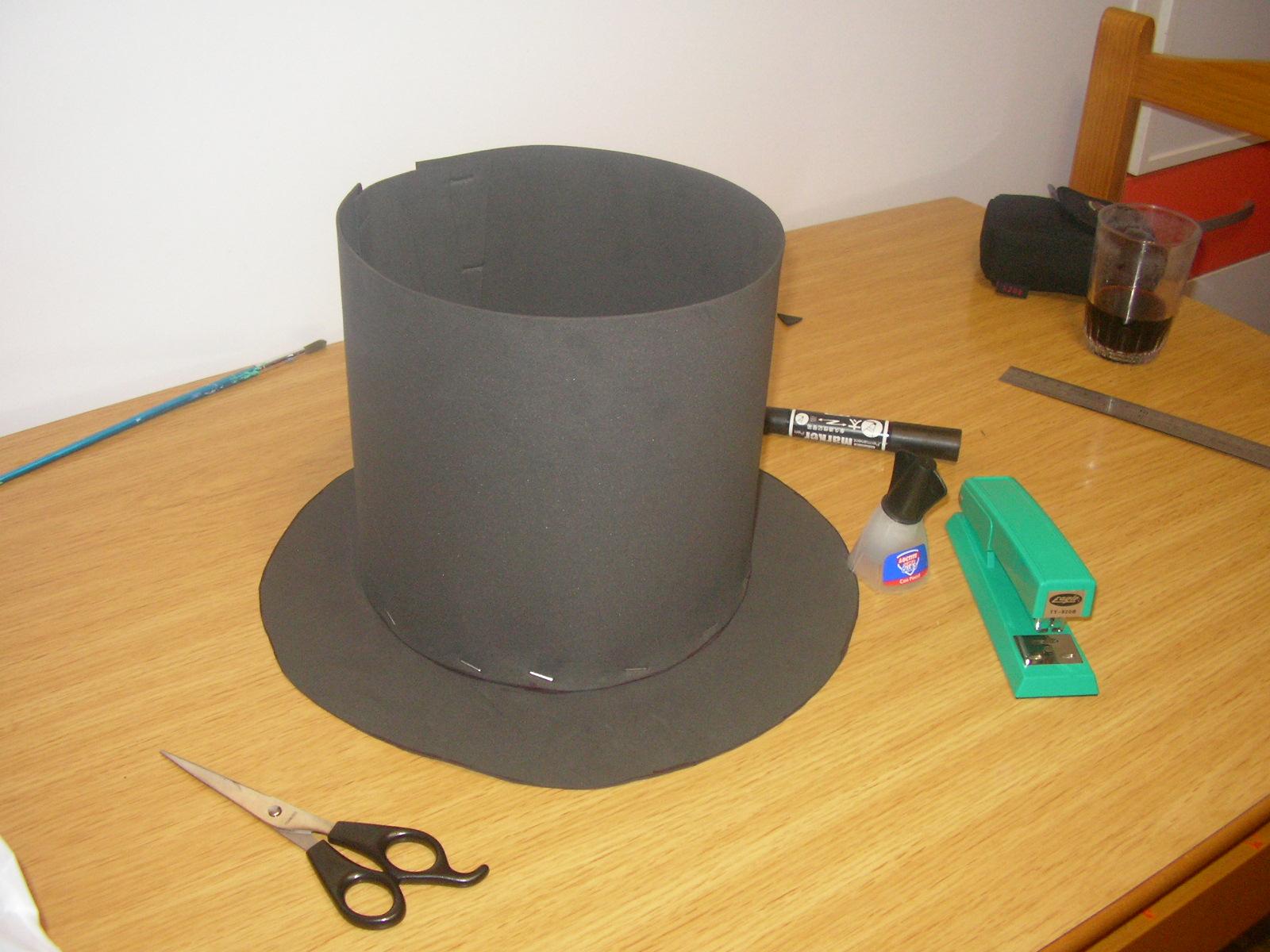 Como Hacer Una Mitra De Obispo Sombrero De Obispo Disfraz | New Style