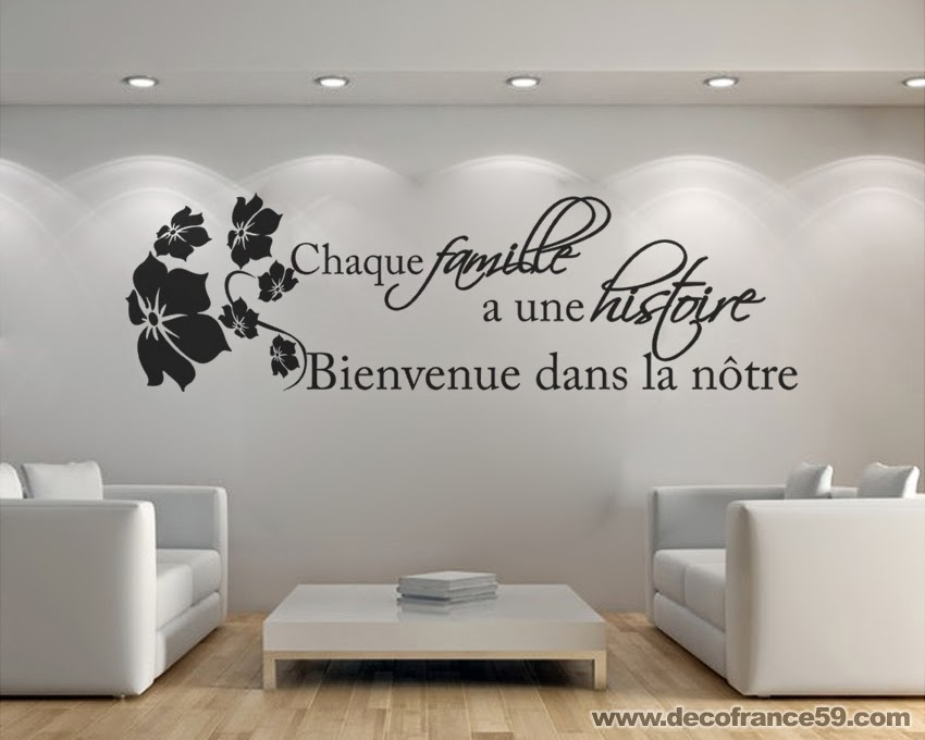 decofrance59 vente en ligne de stickers muraux d coratifs personnalis es stickers citations. Black Bedroom Furniture Sets. Home Design Ideas