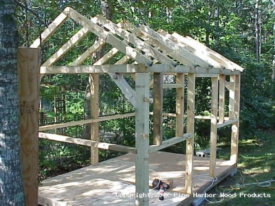 Shed plans how to how you can build cheap sheds yourself for Cheapest way to build a house yourself