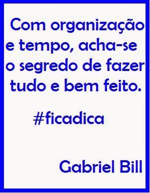 Mensagem do Funcionário Gabriel Bill
