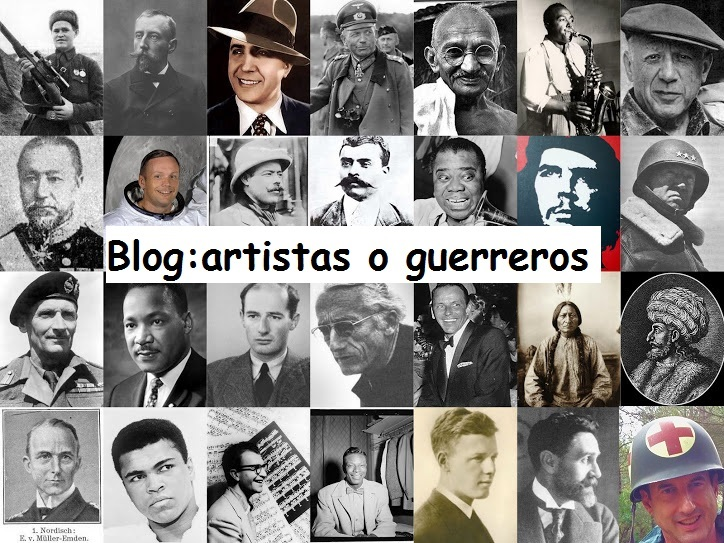 ARTISTAS O GUERREROS