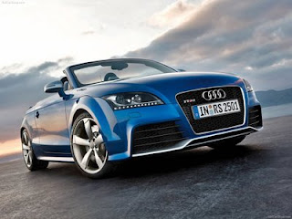 Car Reviews Audi TT RS