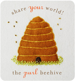 The Purl Beehive