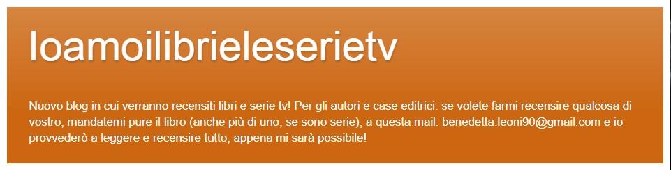 IoAmoILibrieLeSerieTV