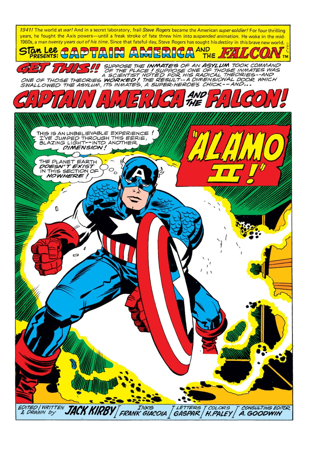 Captain America (1968) Issue #203 #117 - English 2