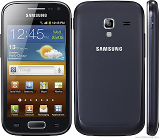 Review dan spesifikasi Samsung Galaxy Ace 2