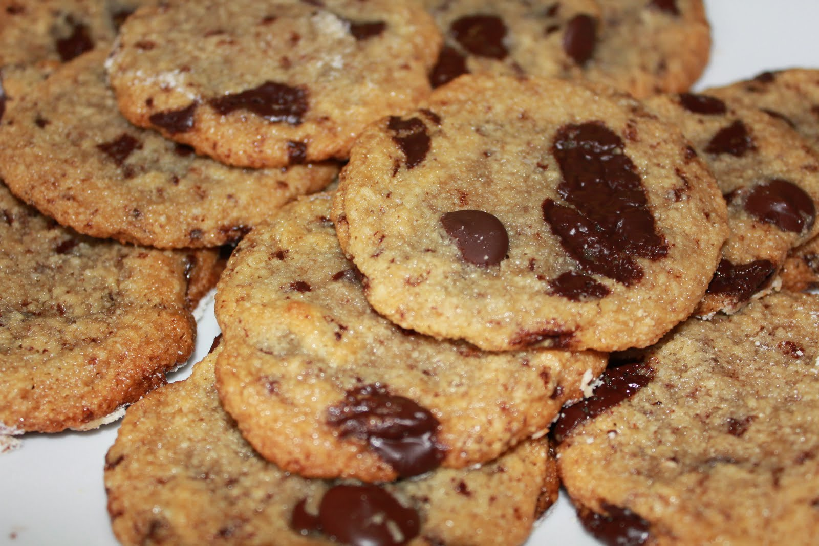 what the fit?: paleo chocolate chip cookies- soooo healthy, SO ...