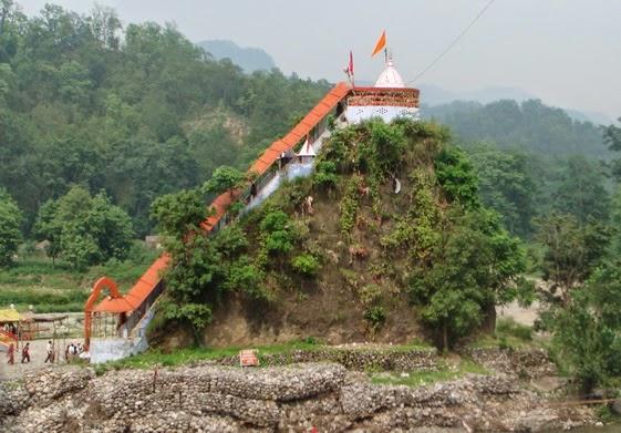 Garjiya Devi Temple Ramnagar Nainital