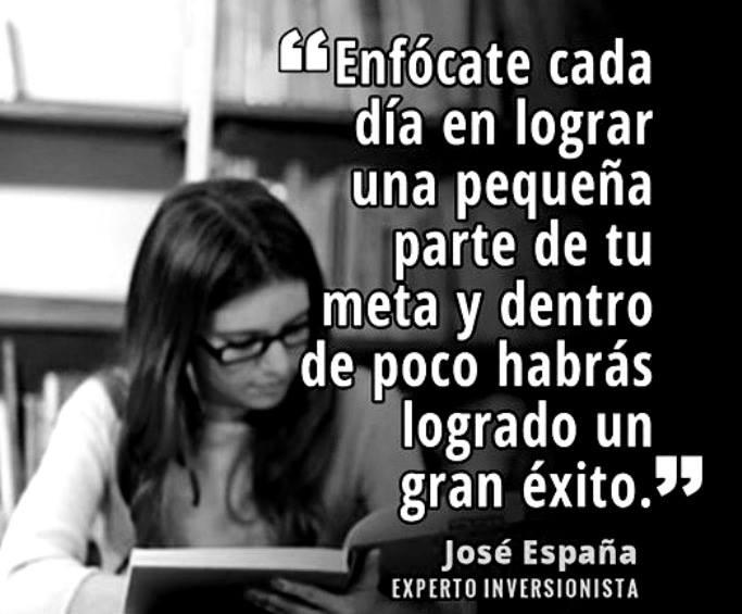 ENFOCATE...