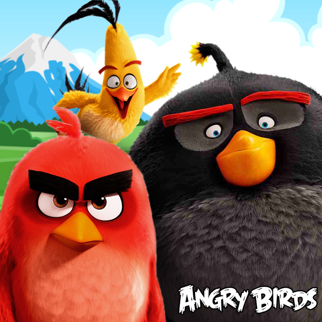 Angry Birds Movie Trailer Impressions