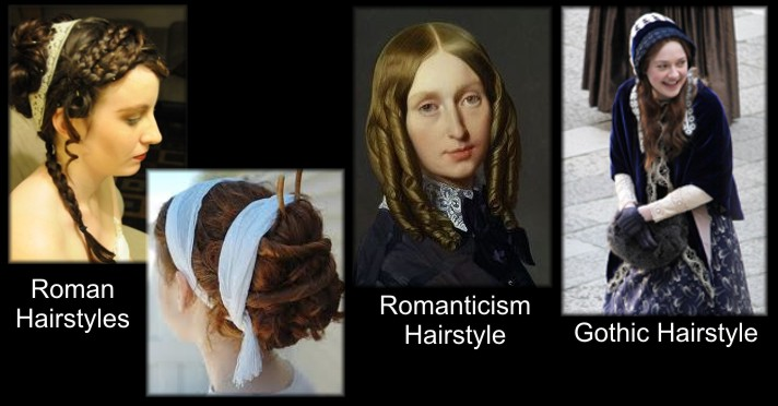 Style And Fashion Hairstyles Over Centuries