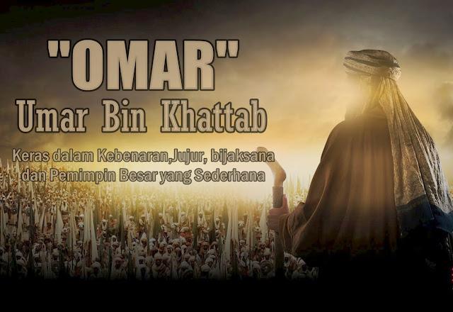 Umar bin Khattab Sosok Pemimpin yang Dirindukan