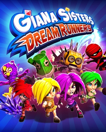Giana Sisters: Dream Runners PC Full Español