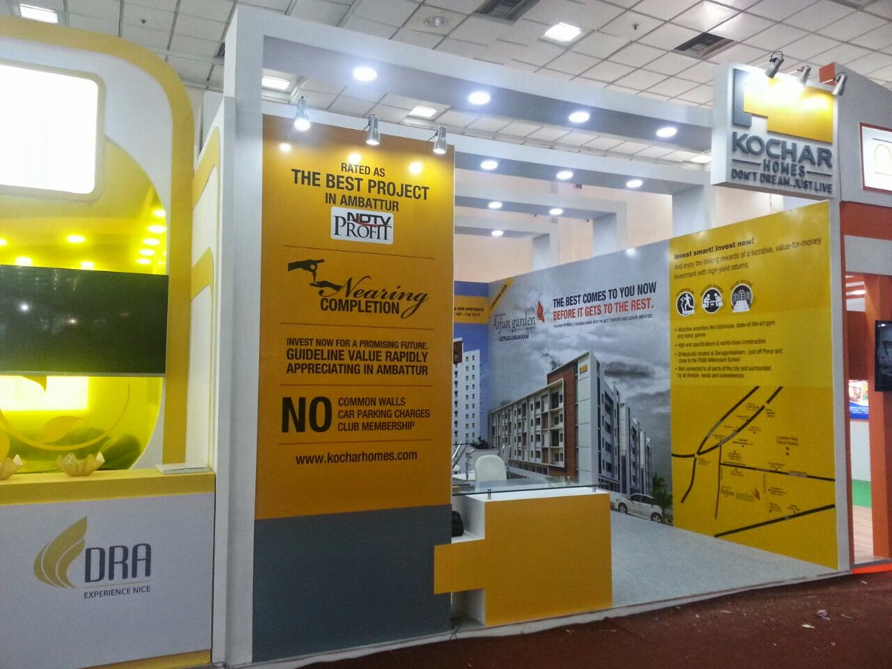 Real Estate Exhibition Stall : Exhibition d stall real estate exhibition stall development