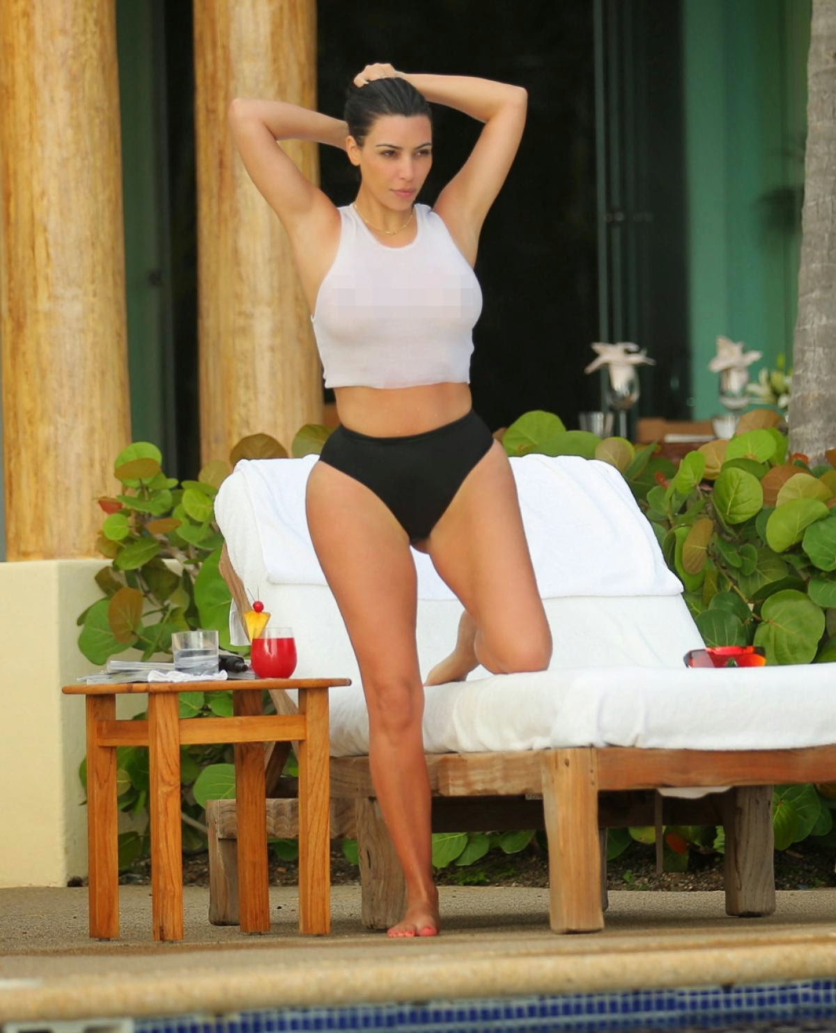 Kim Kardashian's hottest moments ~ Celebrity News