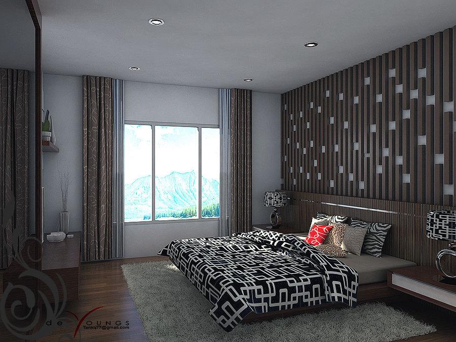 Kumpulan gambar rumah gambar rumah style bali for Decor kamar tidur