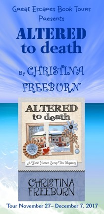 Christina Freeburn: here 12/7/17