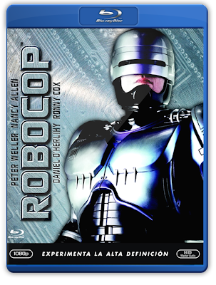Robocop Bluray