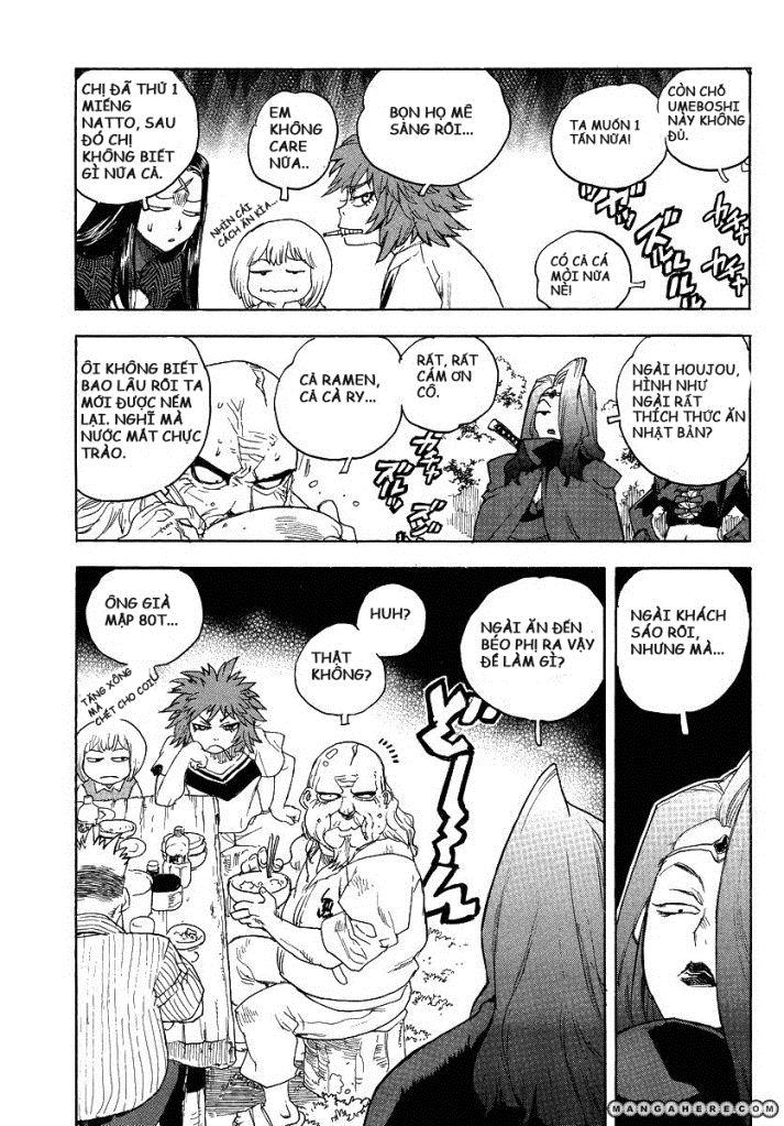 Aiki chap 83 - Trang 8