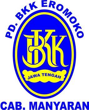 Logo BKK cdr siap edit