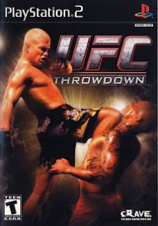 ufc  UFC throwdown  download jogos ps2