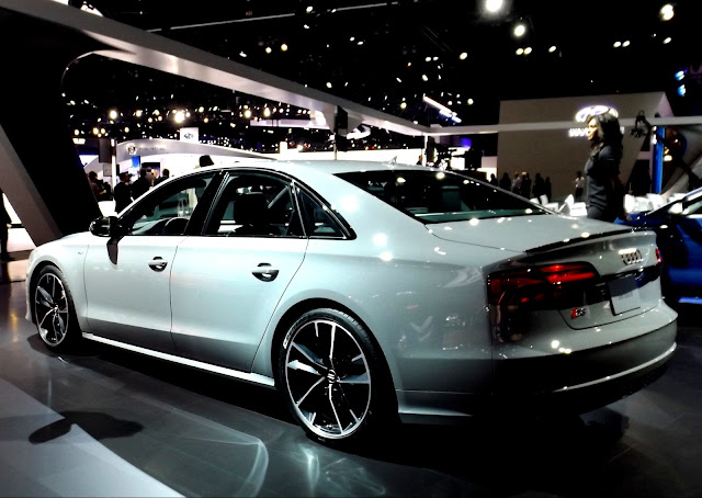 Audi Eye Candy at 2015 Los Angeles Auto Show The Unofficial Audi Blog Audi Car Reviews Audi