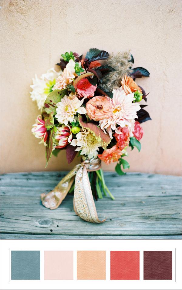 Wedding Bouquet Flower Combinations : Hippie wedding bridesmaid game over