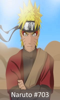 Leer Naruto Manga 703 Online Gratis HQ