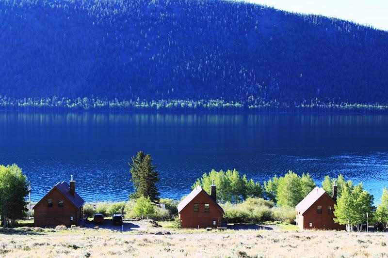 Rental cabins at fish lake utah hollyberry 10 person for Fish lake utah