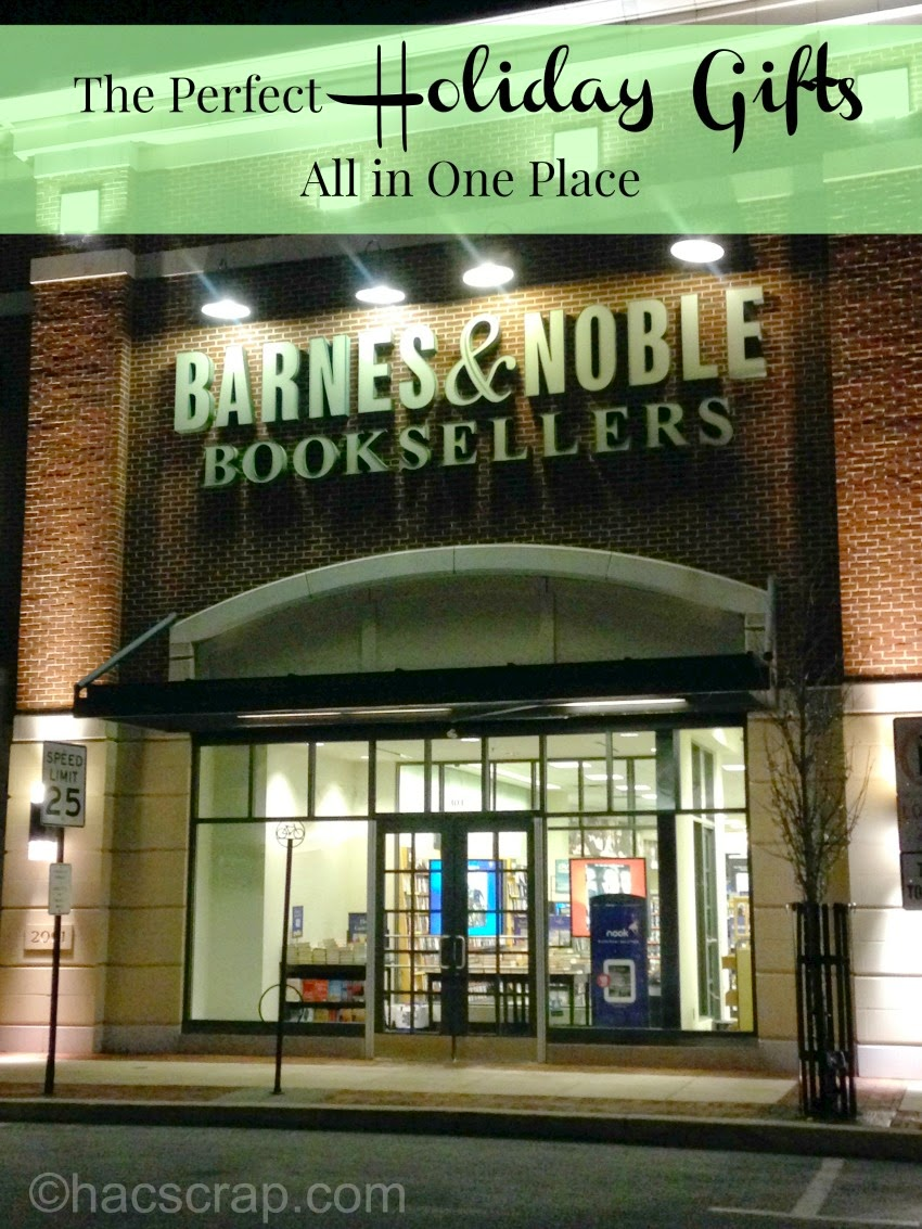 Holiday Gift Buying at Barnes Noble Discovery Weekend