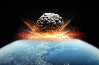 A Massive Asteroid To Hit Earth on Christmas Eve
