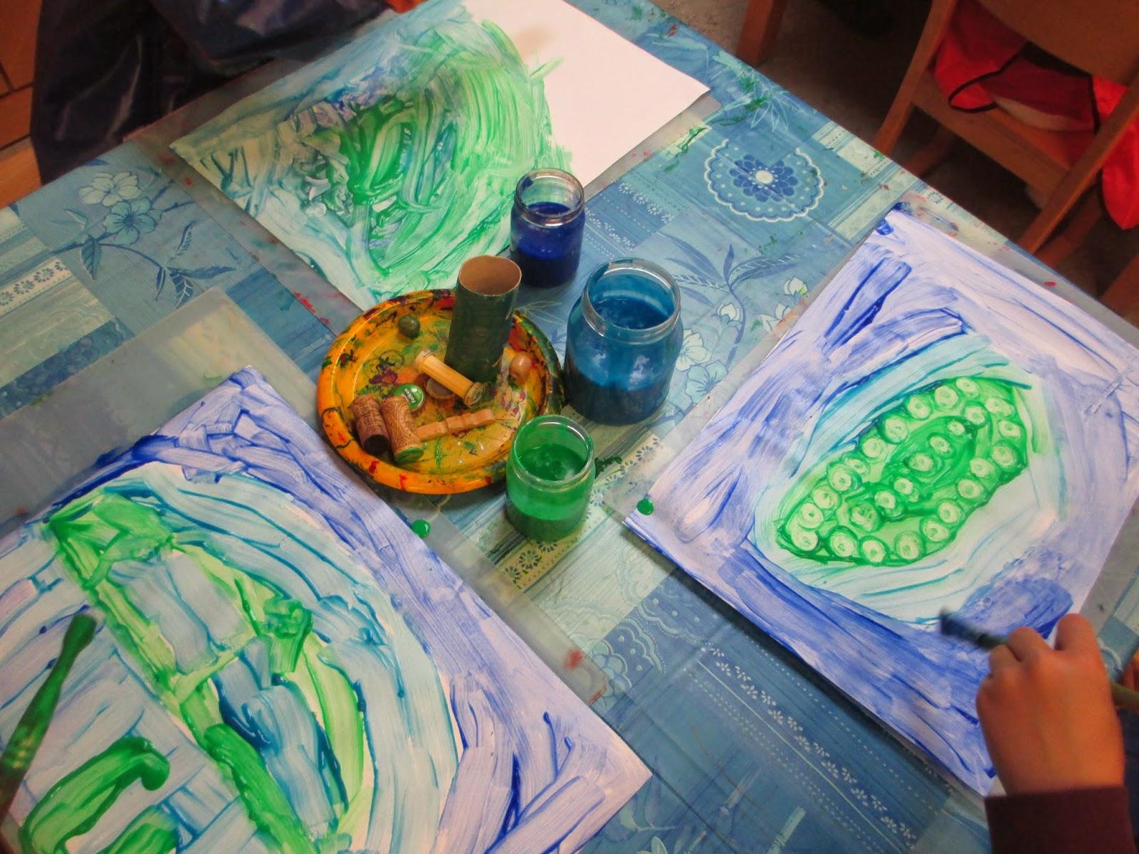 zeichnen Kindergarten