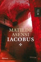 novela Iacobus Matilde Asensi