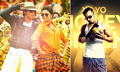 Chennai Express Song Lungi Dance