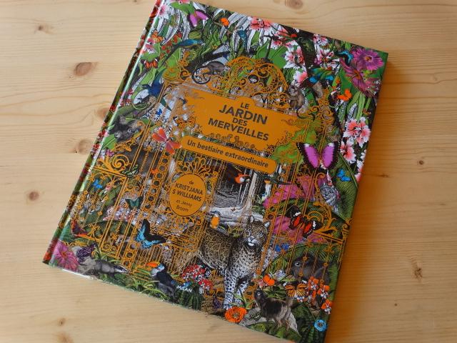 Le jardin des merveilles butiner de livres en livres for Le jardin des merveilles streaming