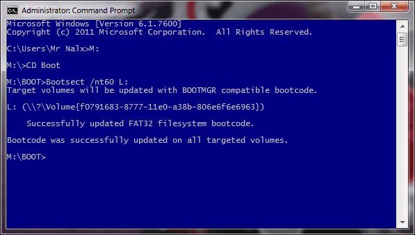 Cara Membuat Flashdisk Bootable Untuk Instalasi Windows