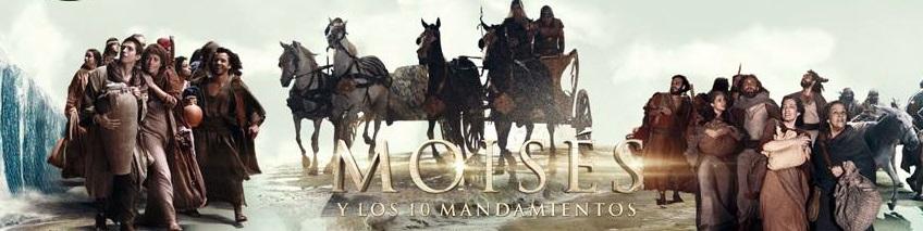 Moises y Los Diez Mandamientos Capitulos Completos