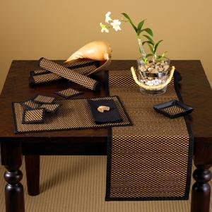 malta runners Bamboo table Table  Runners4