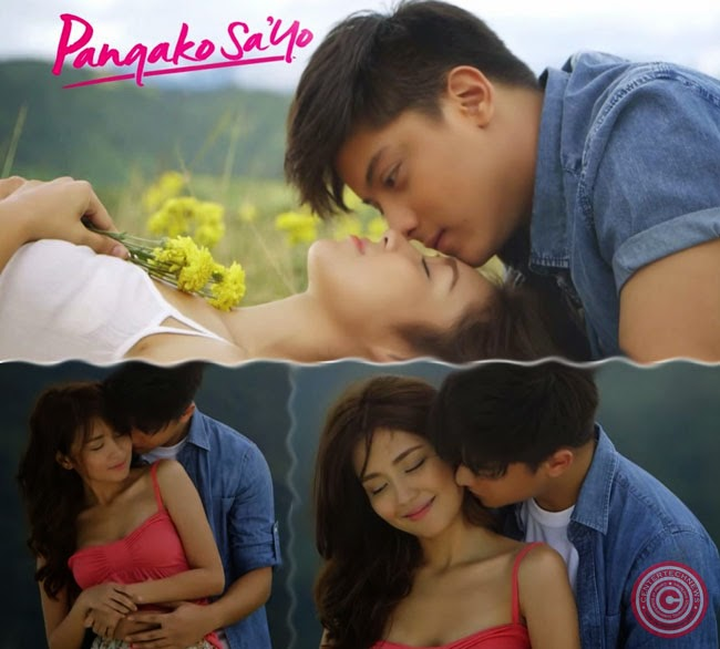 Watch Video Trailer of KathNiel on Teleserye Pangako Sa'Yo Remake Official Teaser